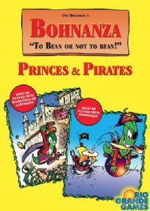 Bohnanza : Princes and Pirates